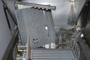 Nettoyage d'outillages par MBtech