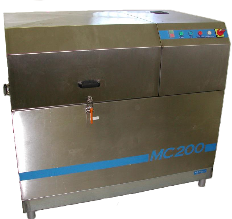MC200 Machine de nettoyage Applications de Maintenance