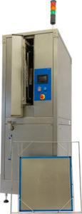 N29 AUTO Machine de nettoyage Applications sérigraphie