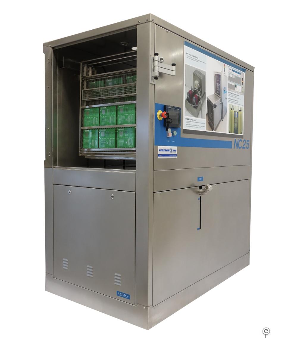 NC25E Machine de nettoyage Applications pour cartes électroniques